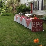 All are welcome BBQ at the Inn